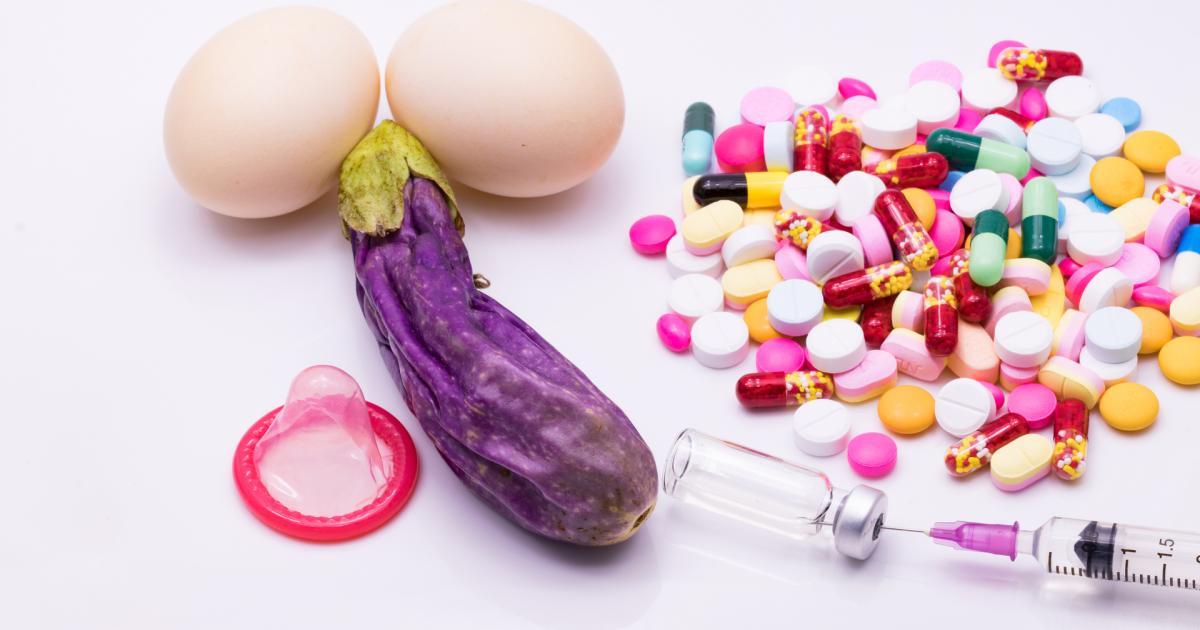 Наркотики и низкое либидо (часть 1)